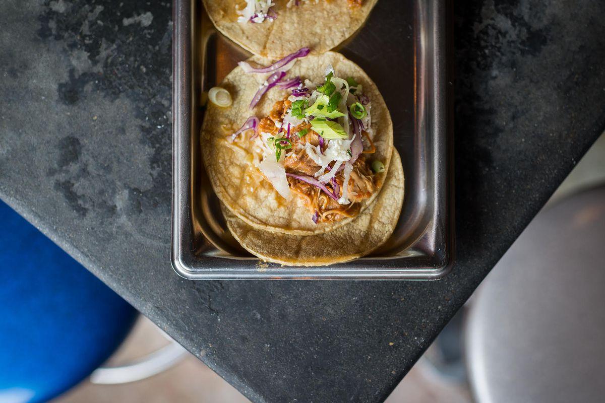 Tacos at El Chucho