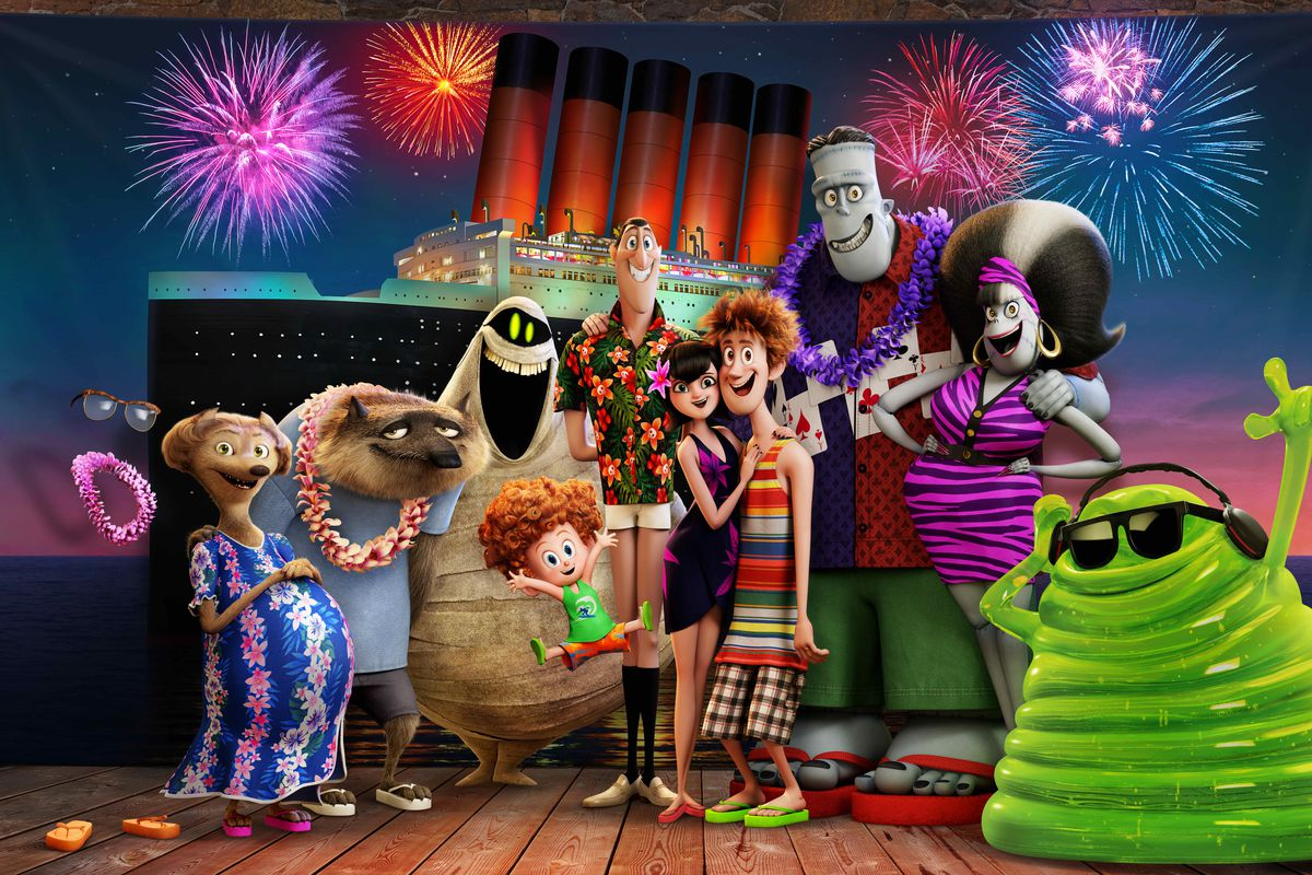 Hotel Transylvania 3 A Blockbuster Success Explained Vox
