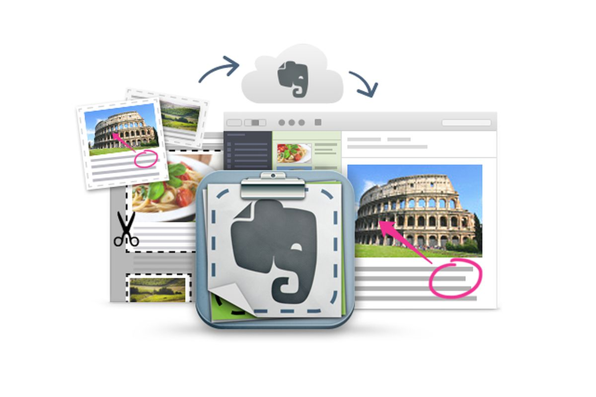 Evernote updates Chrome web clipper with new features