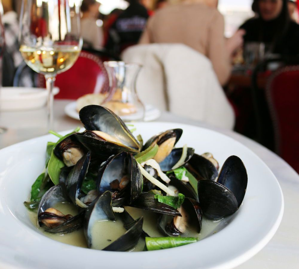 Mussels from Toulouse