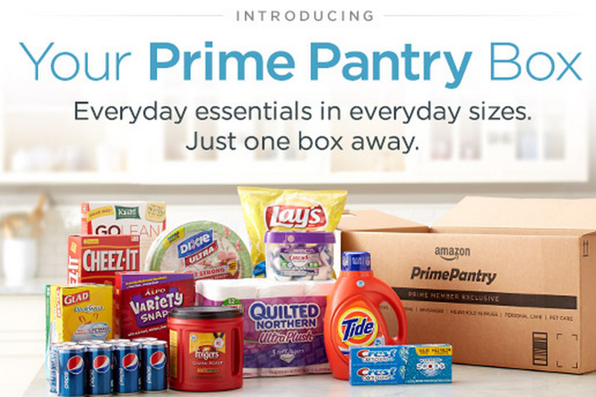 prime pantry free shipping With Launch of Pantry, Amazon Thinks Prime Members Will Pay for  prime pantry free shipping