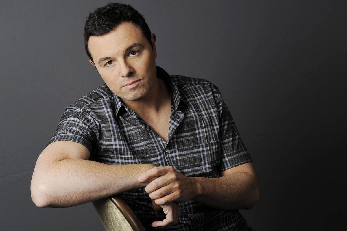 This June 16, 2012 photo shows Seth MacFarlane posing for a portrait at The Four Seasons Hotel in Beverly Hills, Calif.