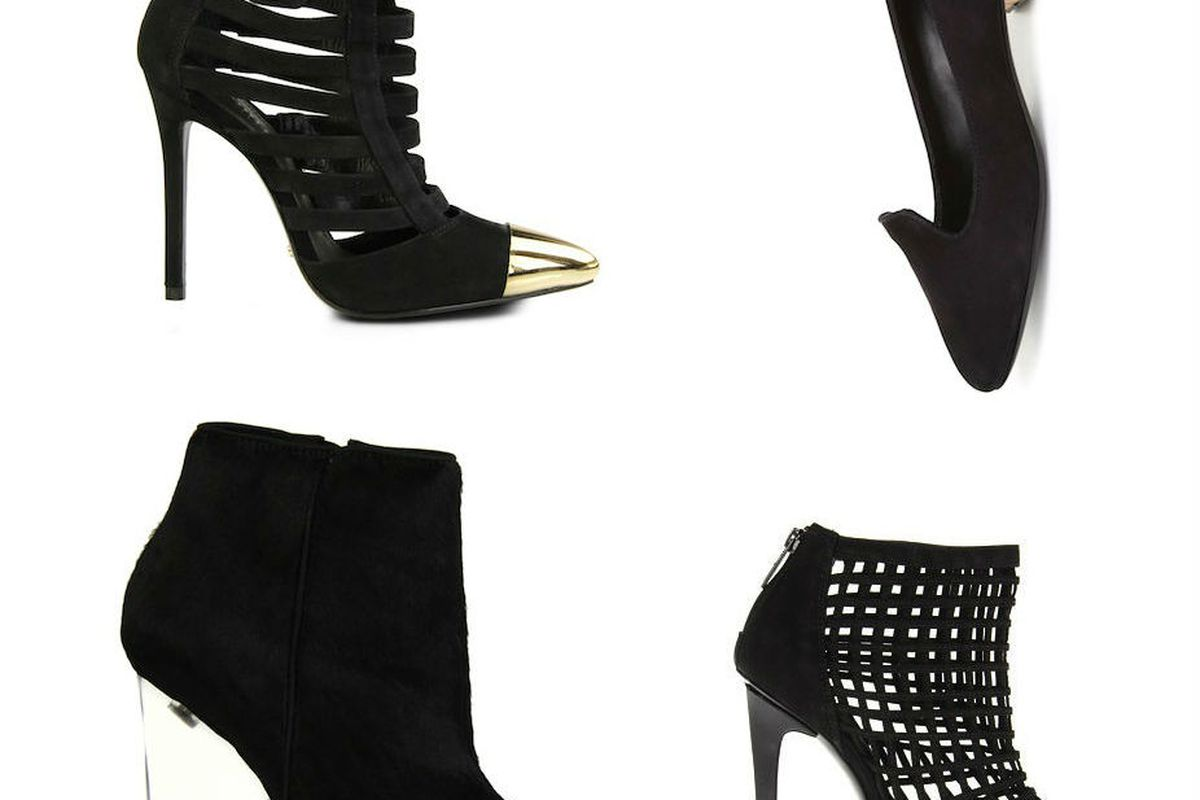 """These Lezark-approved pairs and more are available <a href=""""http://schutz.myshopify.com/"""">Schutz.myshopify.com</a>"""