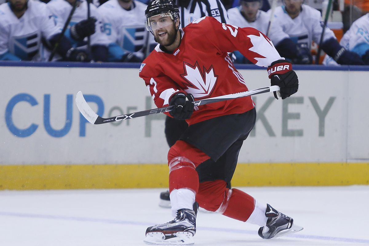 Hockey: World Cup of Hockey-Team Canada vs Team Europe