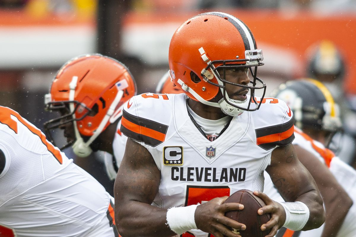 Pittsburgh Steelers Vs Cleveland Browns 2nd Quarter Game Thread