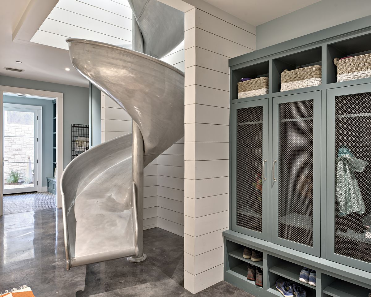 Own A Rollingwood Home With An Indoor Slide For 3 1m