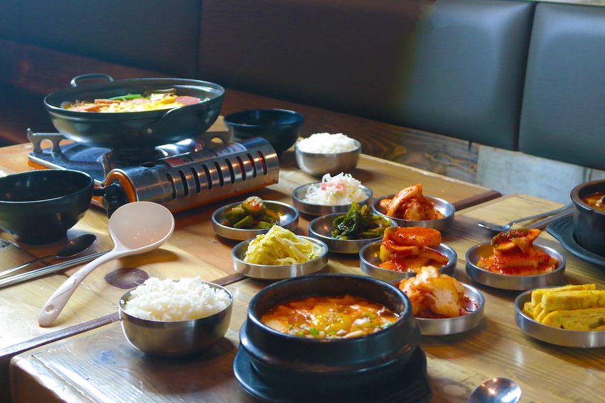 BTS KoreanRestaurant