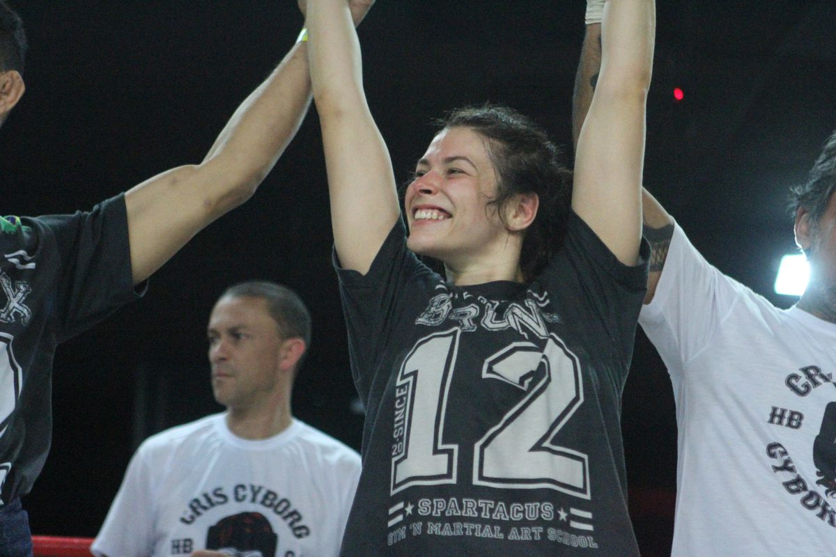 Melissa Gatto failed drug test before UFC 239