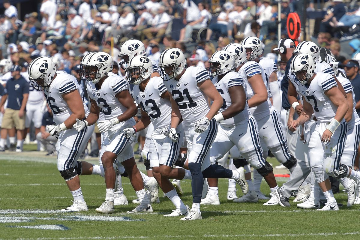 Uniformity Color Schedule For The Byu Football Uniforms Vanquish