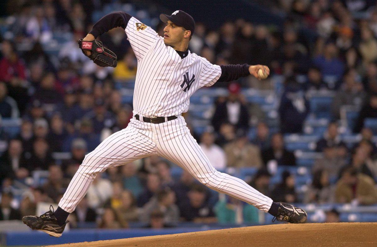Royals v Yankees X Pettitte