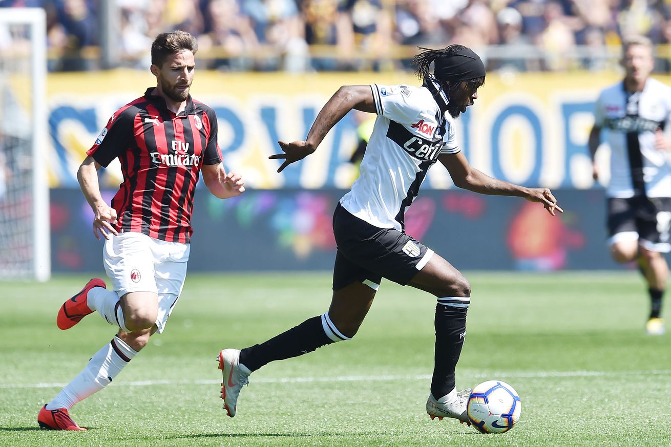 Tactical Review of AC Milan's Dry 1-1 Draw Away at Parma