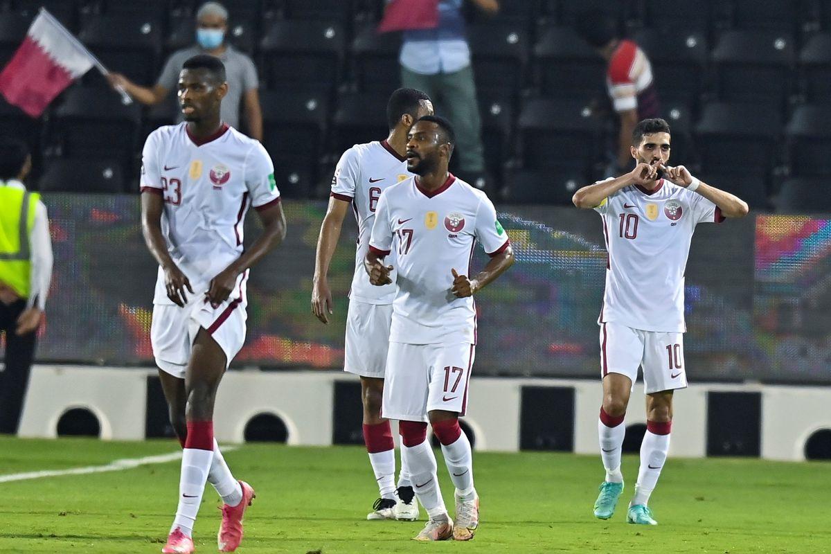QATAR-DOHA-FOOTBALL-2022 FIFA WORLD CUP QUALIFIER-GROUP E-QAT VS OMN (CN)