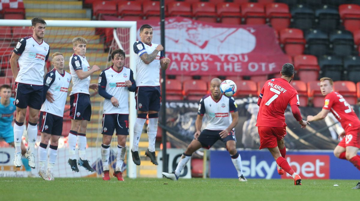 Leyton Orient v Bolton Wanderers - Sky Bet League Two