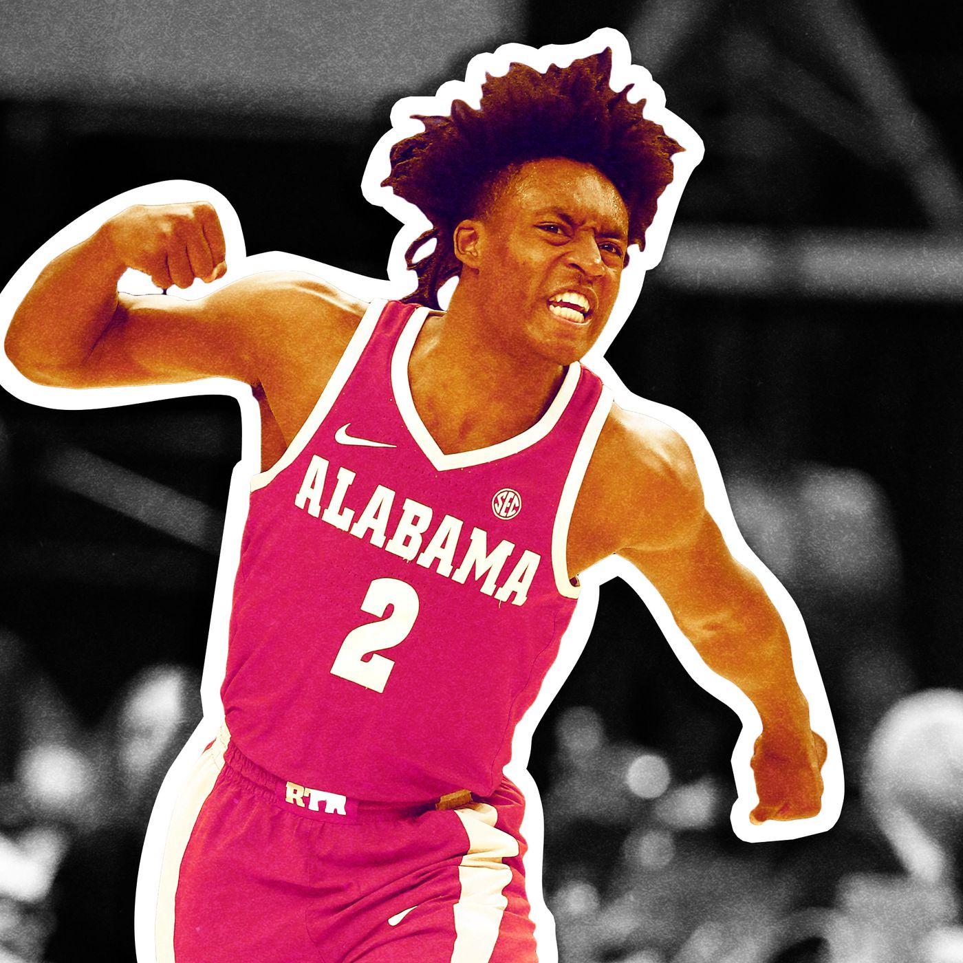 timeless design eb369 45da1 2018 NCAA Tournament: Collin Sexton Is Alabama's One-Man ...
