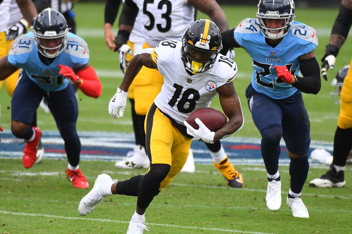 NFL: Pittsburgh Steelers at Tennessee Titans