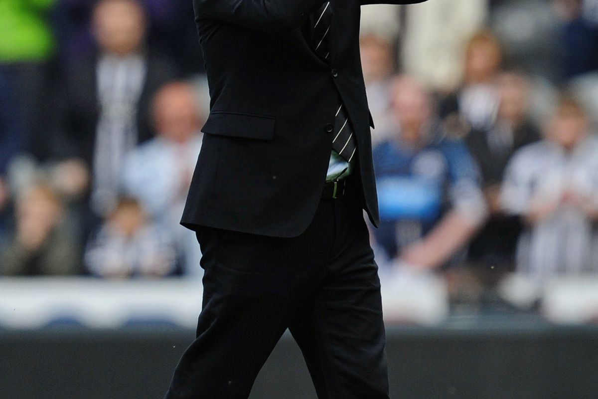 Alan Pardew will be praying for a better season than last