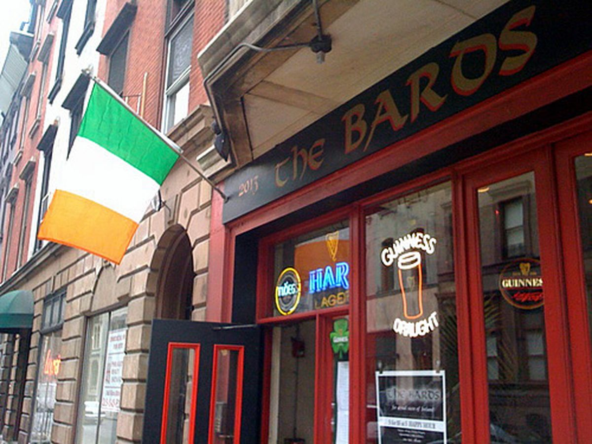 The Bards features one of the low-cal real drinks in Philly