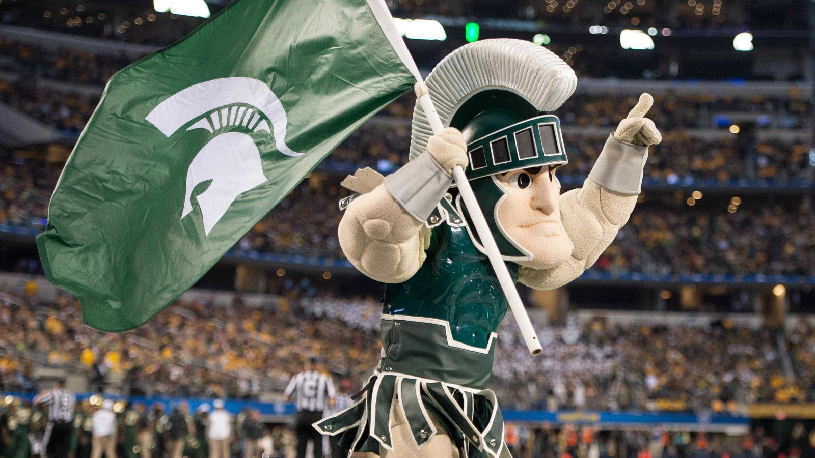 Byu Football Schedules Michigan State For Games In 2016