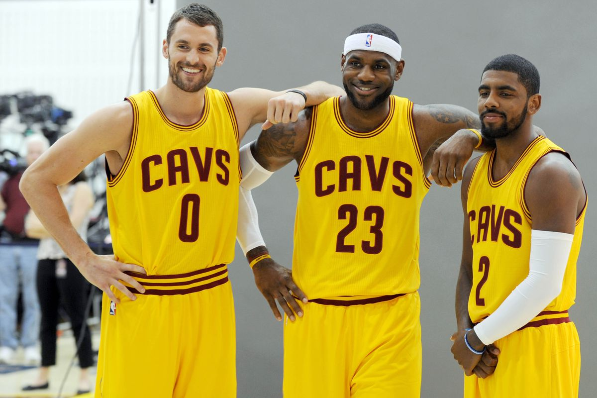 d9b49da12 Cleveland Cavaliers 2014-15 Preview - King James  Reconciliation ...