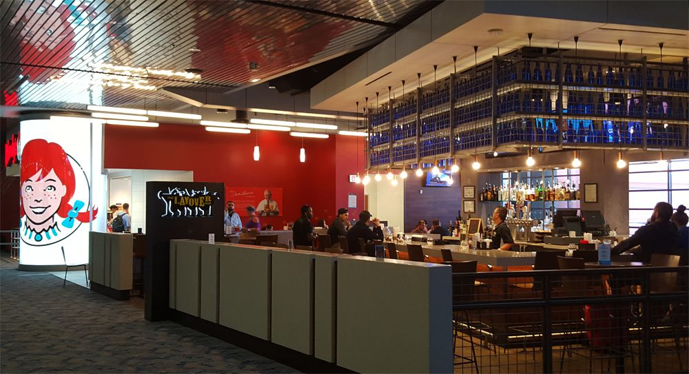 Dine At Mccarran International Airport