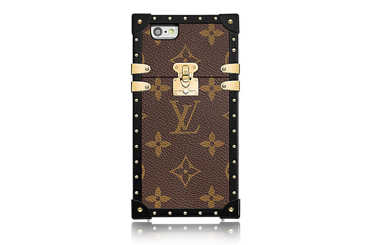 best service 1ba04 7c93d Louis Vuitton made an iPhone case that costs seven iPhones - The Verge
