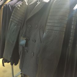 Clyde jacket, $425 (was $850)