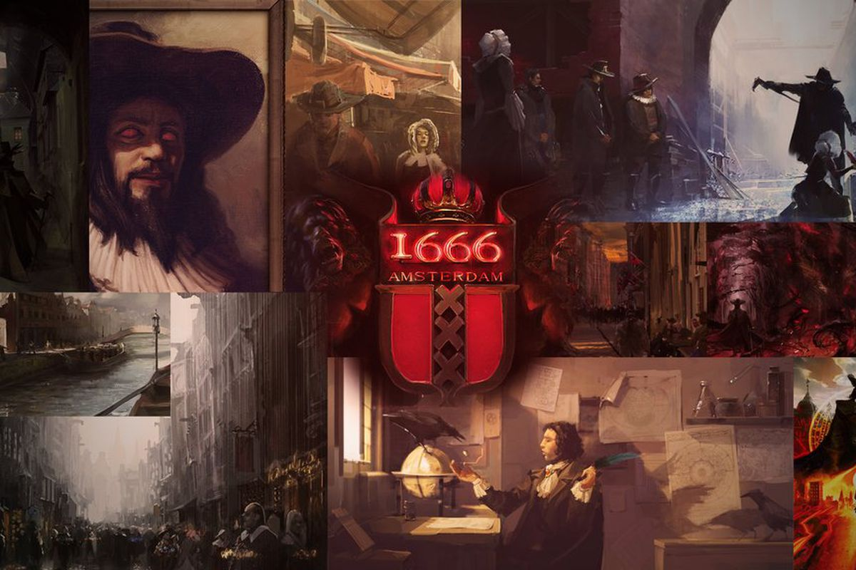 Ubisoft hands over rights of 1666: Amsterdam to creator Patrice Desilets