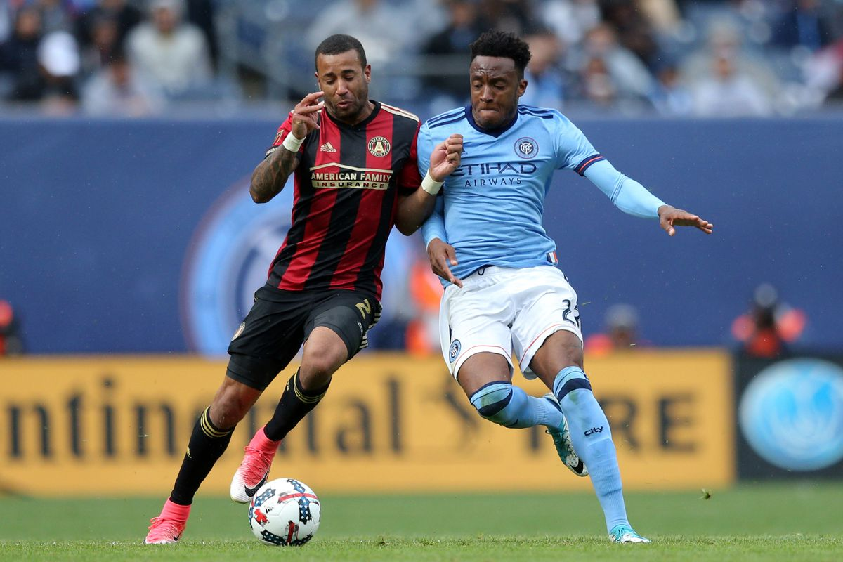 919ab9b6f NYCFC 3-1 Atlanta United  What we learned - Dirty South Soccer