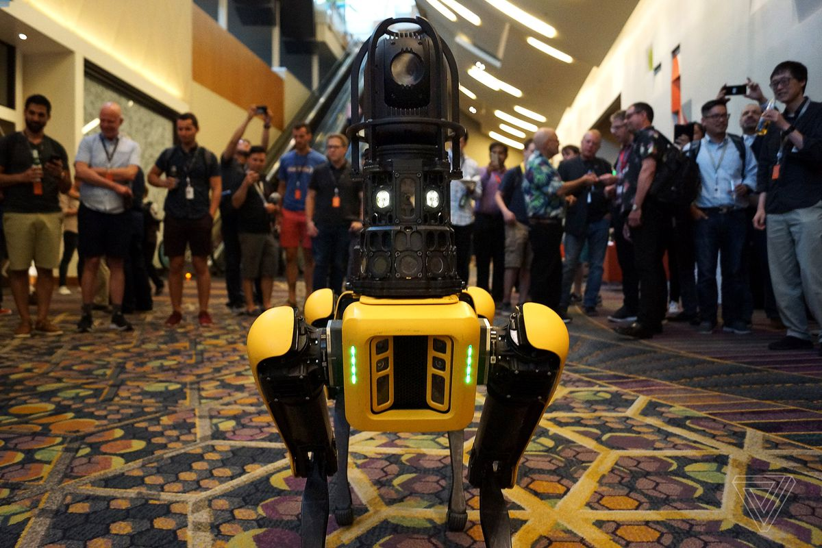 Boston Dynamics prepares to launch its first commercial robot: Spot