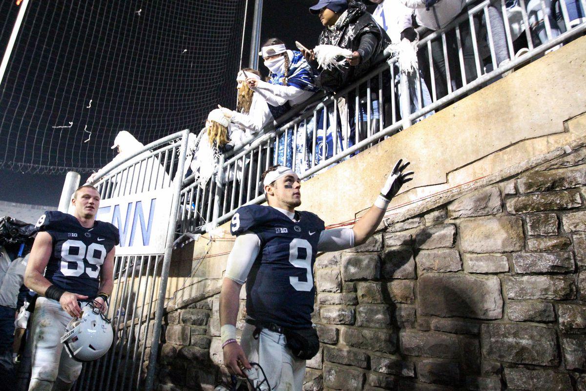 NCAA Football: Nebraska at Penn State