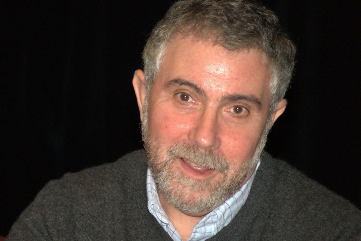 Paul Krugman Wikimedia Commons