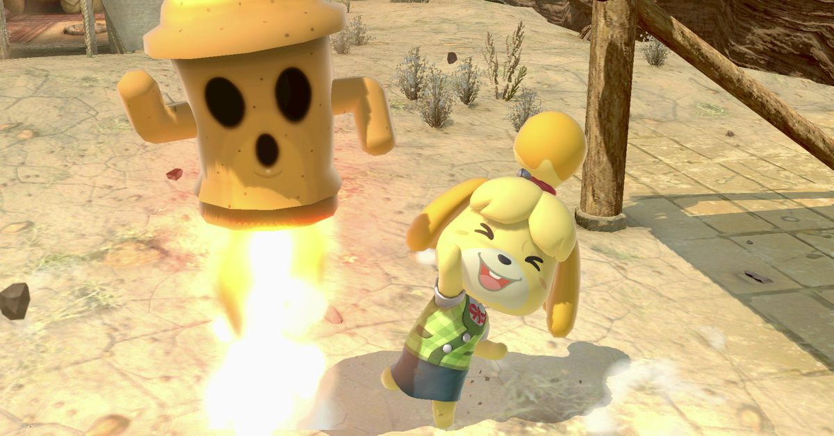 Hooray: Isabelle will be in Animal Crossing: New Horizons