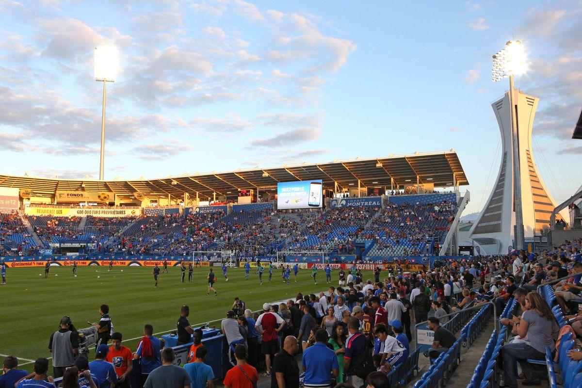 MLS: Philadelphia Union at Montreal