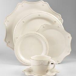 Juliska White Casual Tabletop, $18-$124
