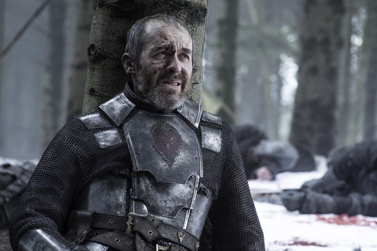Some characters suffered more than others in this finale, Stannis included.