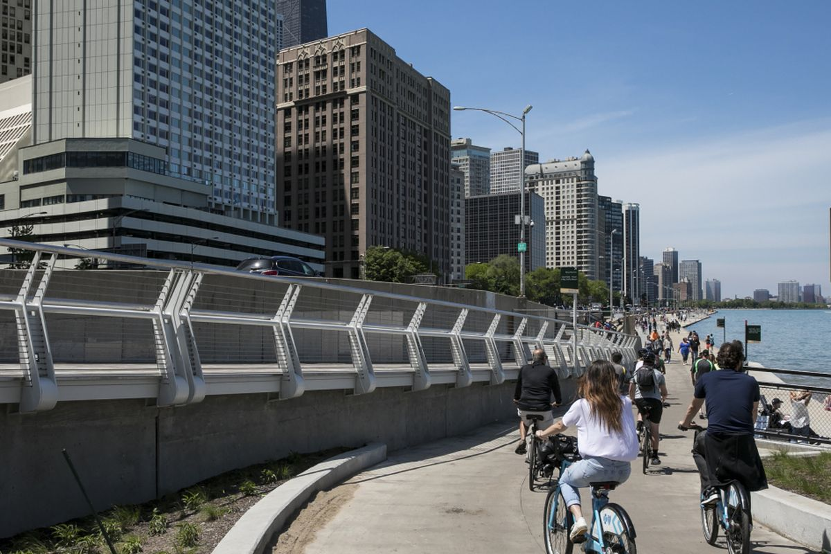 Section Of Navy Pier Flyover Slated To Open By Christmas