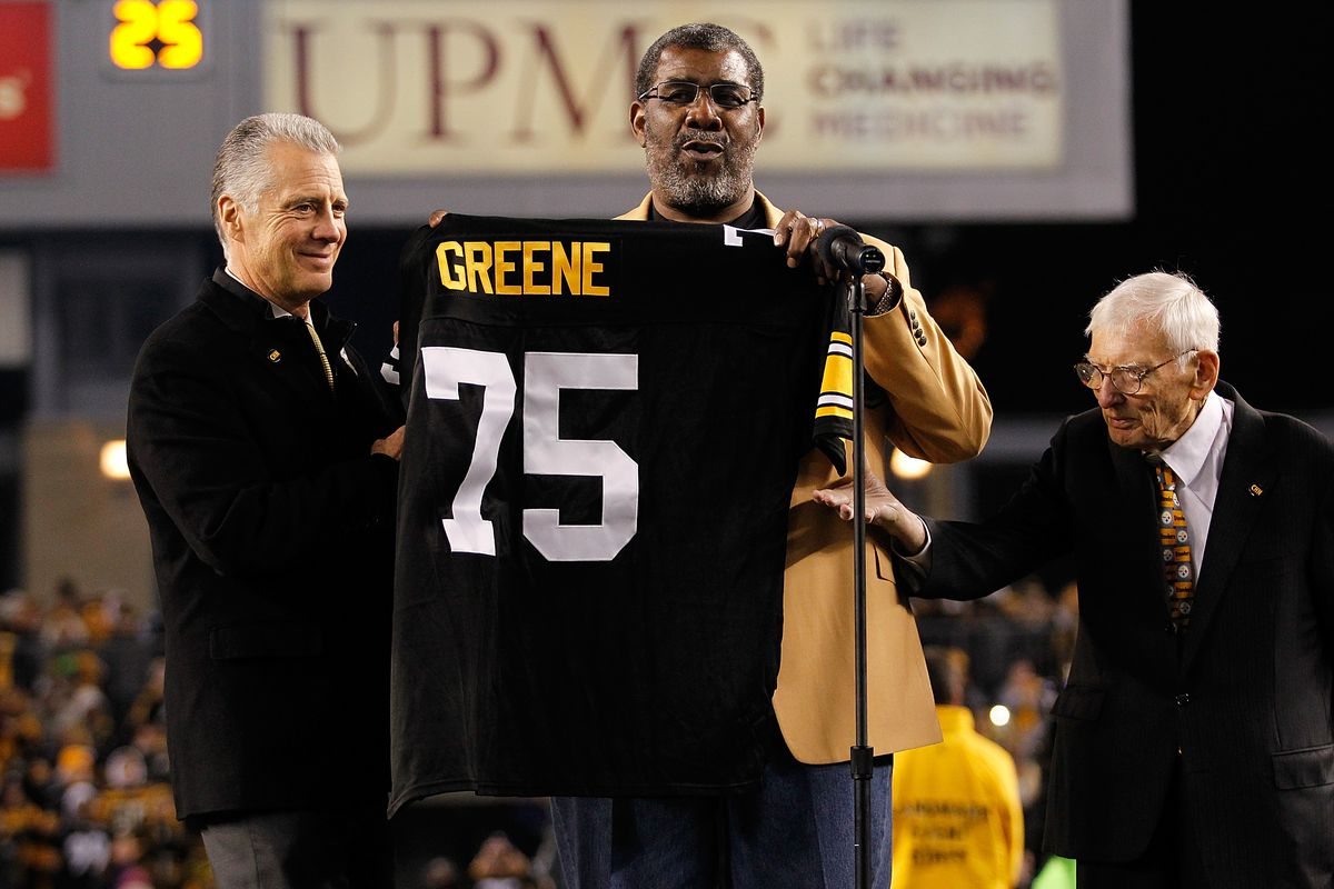 3e0255e0519 University of North Texas to unretire Joe Greene's jersey for one ...
