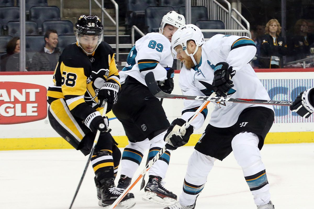 Pittsburgh Penguins At San Jose Sharks Preview Mind Over Maatta