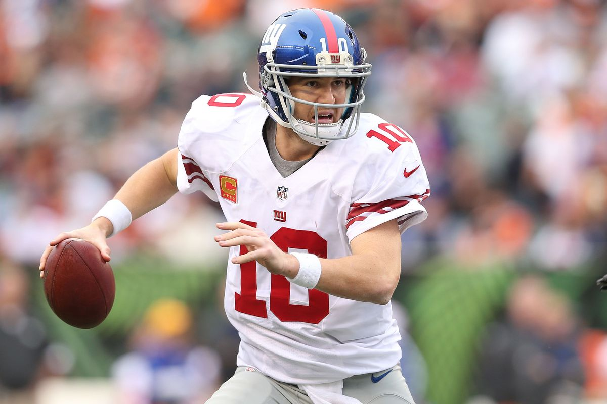 Eli Manning remains No. 1 in our roster power rankings, but only because somebody has to be.