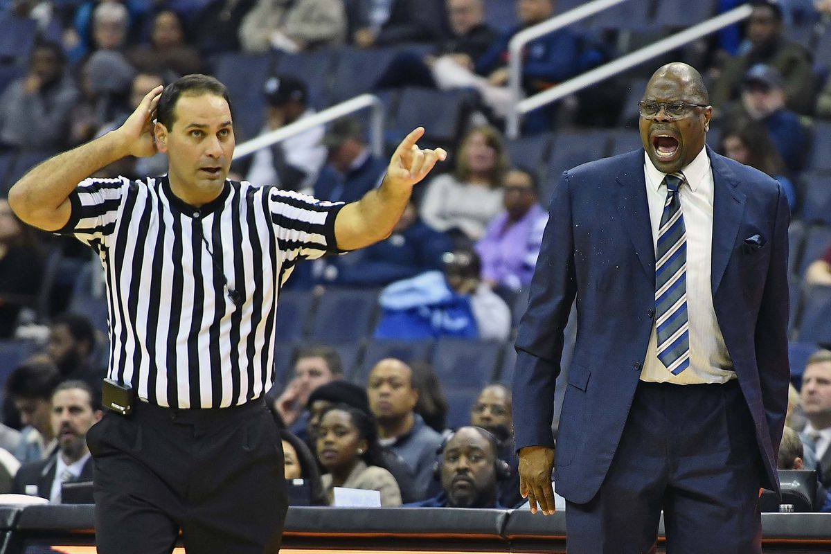 NCAA Basketball: Coppin State at Georgetown