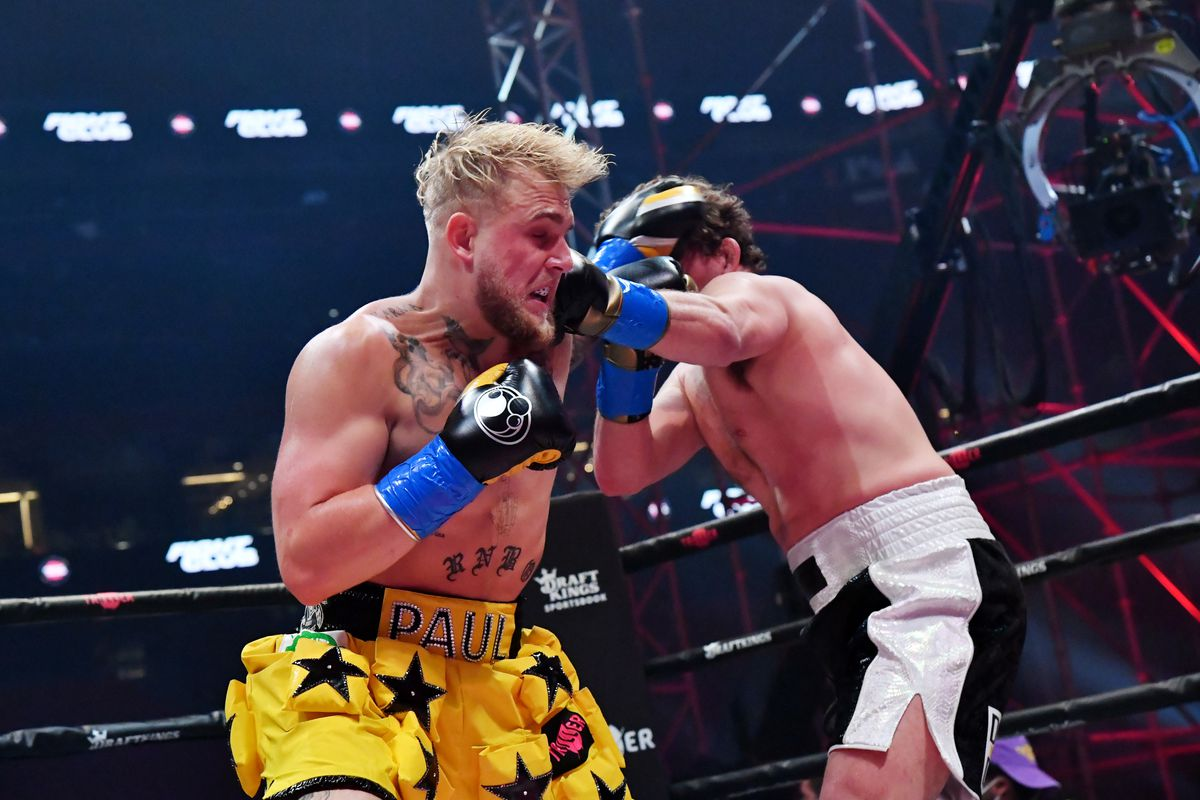 Referee: Jake Paul vs. Ben Askren was 'no work,' 'just preventing forgone conclusion' - MMA Fighting