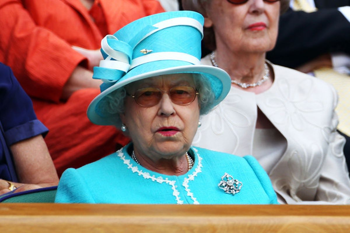 God Save the Queen!  (Photo by Clive Brunskill/Getty Images)