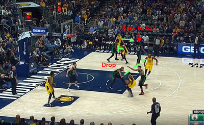 Irving back to ball - The actual basketball reasons for why the Pacers are legit