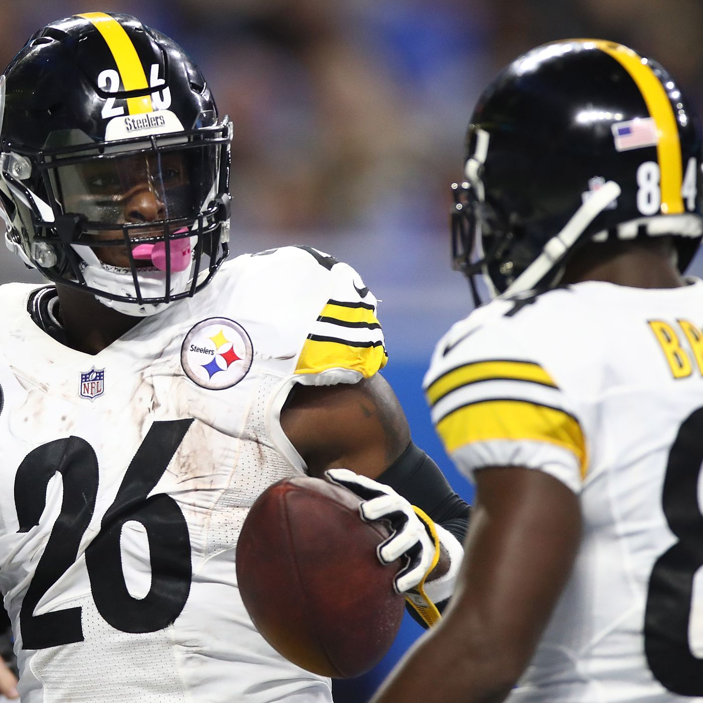 39471f46409 The Steelers willingness to still do business with Antonio Brown and Le'Veon  Bell shows their organizational strength