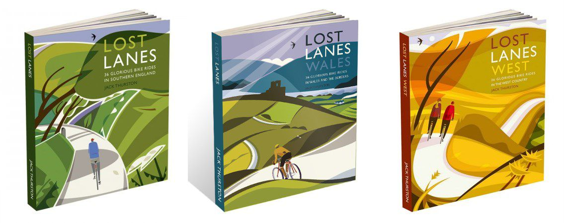 The Lost Lanes books