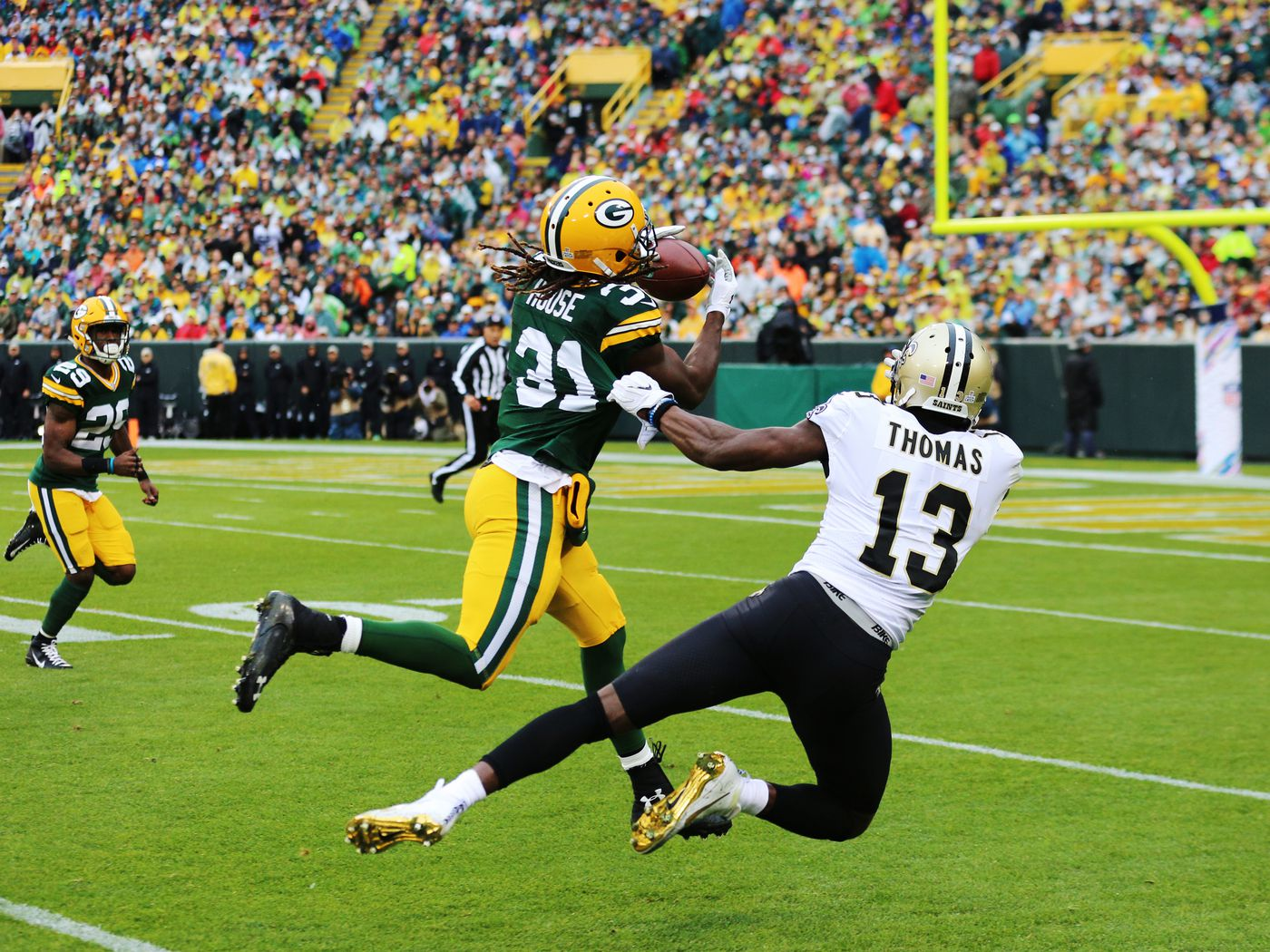 Packers Will Not Have To Face Saints Wr Michael Thomas In Week 3 Per Report Acme Packing Company