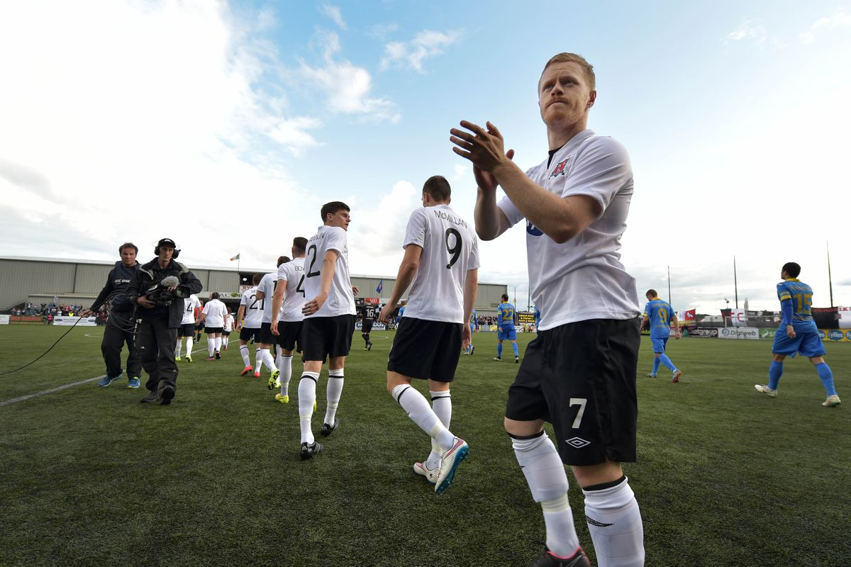 Dundalk v FC BATE Borisov - UEFA Champions League: Second Qualifying Round 2nd Leg