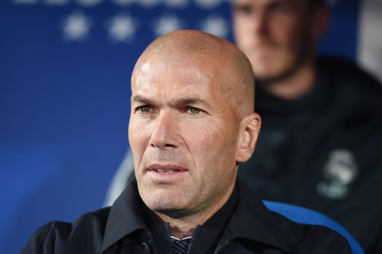Zidane: ?We will make changes, I know what I want?