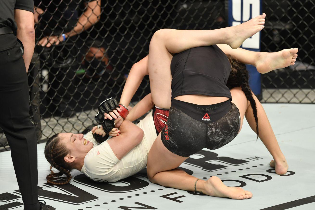 UFC Fight Night: Belbita v Jojua