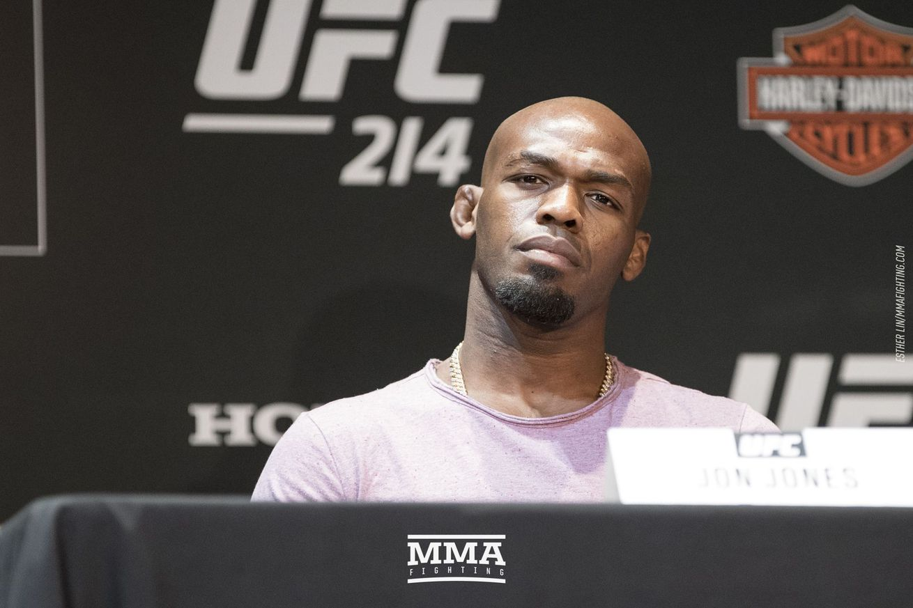 Jon Jones: Daniel Cormier should be 'man enough' to know 'he's f*cking around with the wrong era'